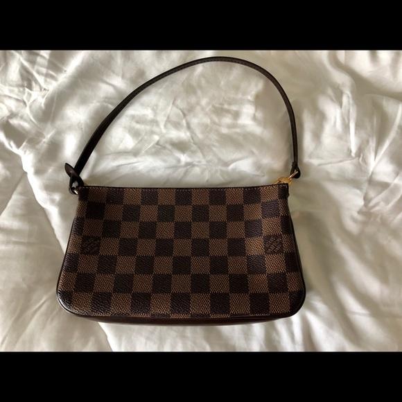 Louis Vuitton Handbags - Louis Vuitton Ebene Navona pouchette